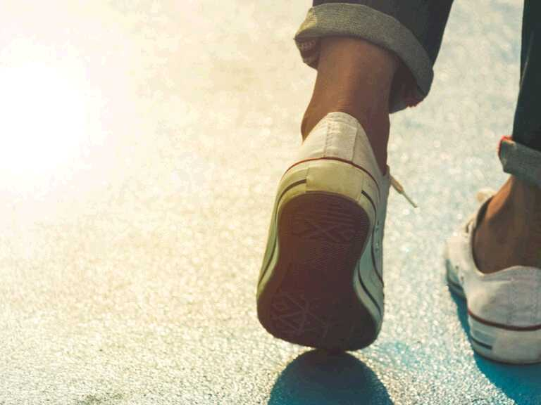 Can Walking Prevent More Serious Diabetes Complications?