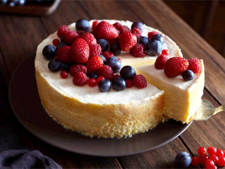 The Ultimate Cheesecake Recipe for Diabetics